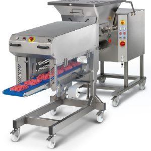 Порционные машины для фарша - Линия порционирования мяса Производитель Minerva.