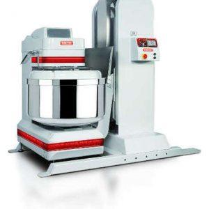 Тестомесильная машина Overturnable spiral mixer. Производитель Sigma.