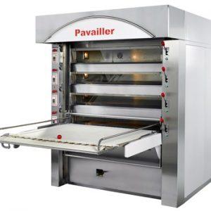 Электрическая компактная печь с подошвами SAPHIR. Производитель Pavailler.