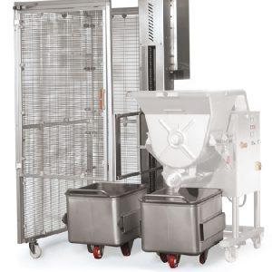 Мясорубки мешалки с охлаждением CE900 RE. Производитель Minerva.