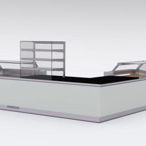 Витрины - Canela Vision Series Canela. Производитель AREVALO.