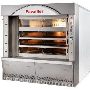 Двойные энергетические печи EMERAUDE. Производитель Pavailler.